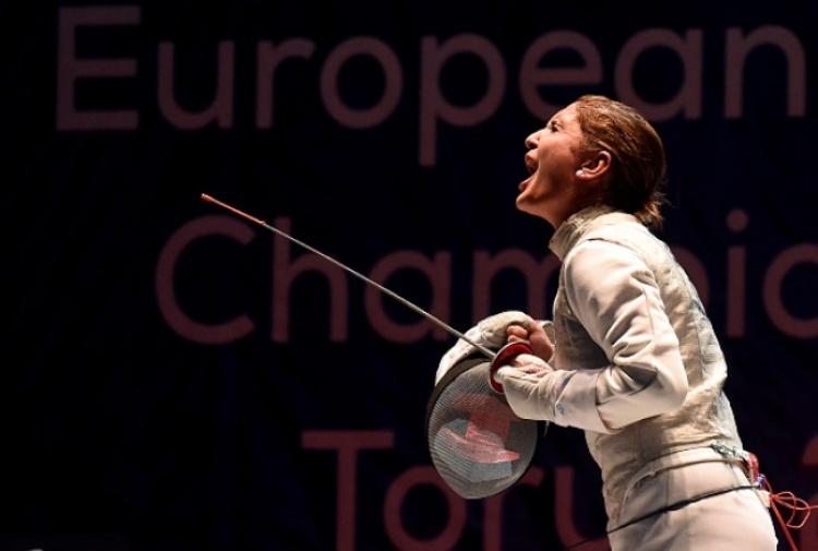 Ancora Italia, Daniele Garozzo bronzo nel fioretto maschile