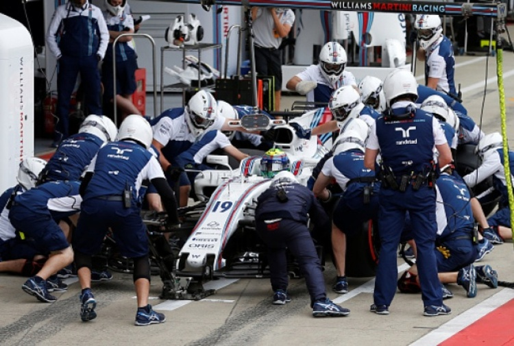 La Williams fa debuttare Ghiotto