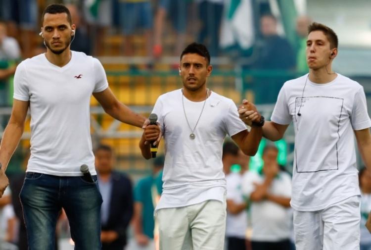 Chapecoense, Ruschel torna in campo dopo 9 mesi: giocherà al Camp Nou