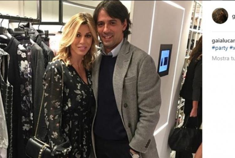 La compagna di Simone Inzaghi salva la vita ad una neonata