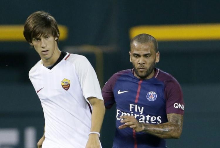 Dani Alves: 'PSG? Neymar mi ha convinto a lasciare la Juve'