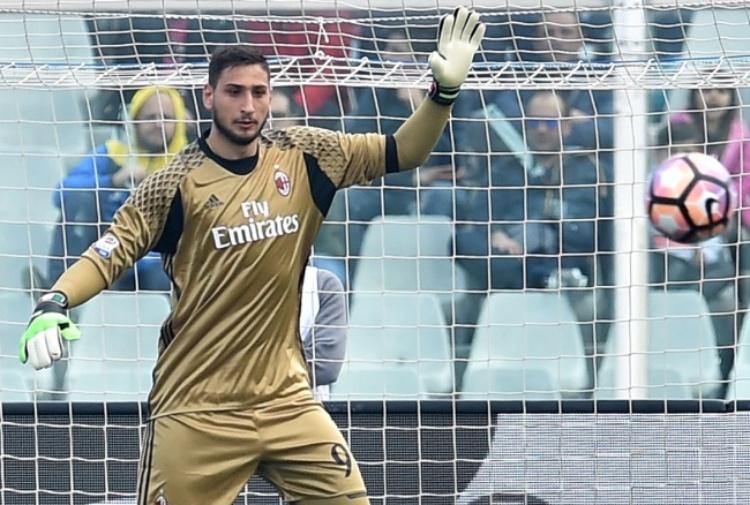 Gianluigi Donnarumma al Corriere dello Sport: