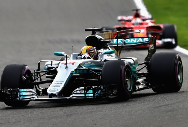 Hamilton all'ultimo respiro, Vettel splendido secondo