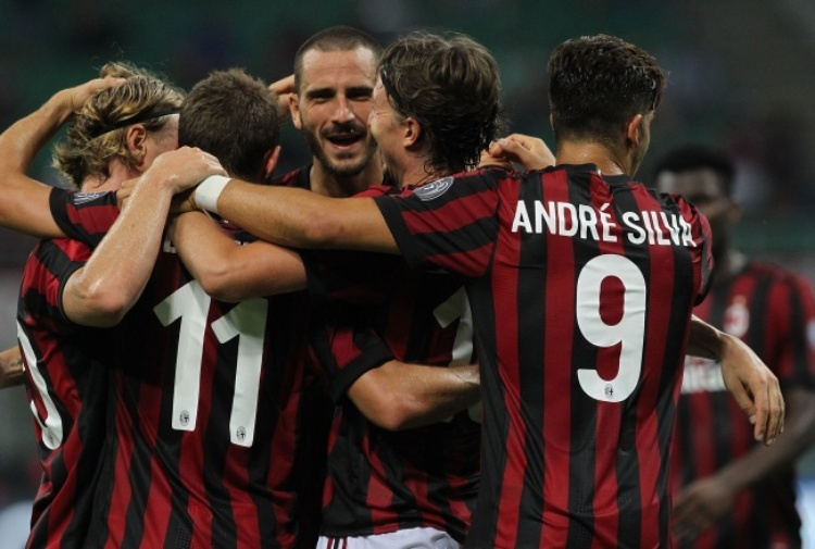Milan Cagliari 2-1, Giornata 02 Serie A TIM 2017/18 [VIDEO HIGHLIGHTS]