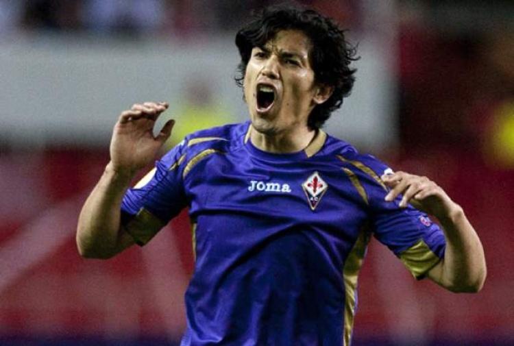Mati Fernandez saluta la Fiorentina: ufficiale il passaggio al Club Necaxa