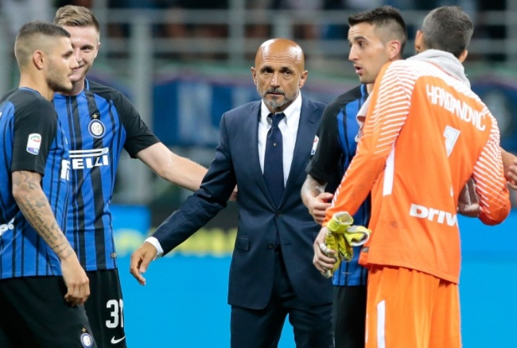 Domenichini (vice Spalletti):
