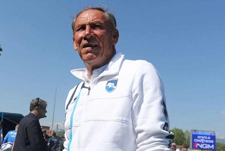 Serie B - Il Frosinone rimonta il Pescara: 3-3 all'Adriatico