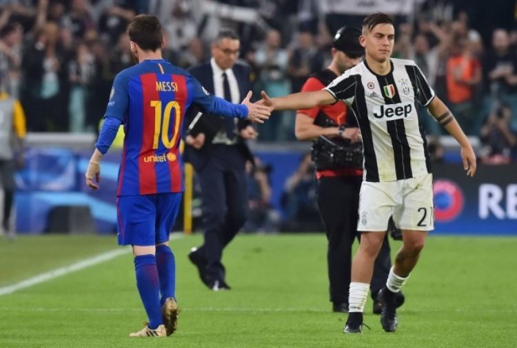 Il cusiano Merio convocato per il match di Champions Barcellona-Juventus