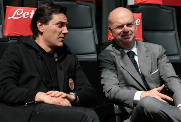 Milan, Fassone: 'Dispiaciuto per le critiche a Bonucci, crediamo in lui'