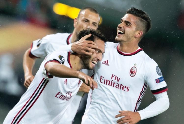 Andrè Silva fa risorgere il Milan. Atalanta da sogno