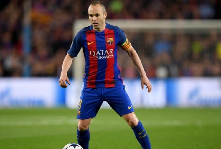 Il Barcellona non molla Iniesta alla Juve