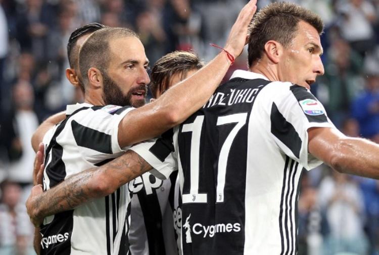 Infortunio Higuain: l'attaccante della Juventus sta bene!