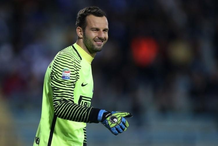 Inter, pronto il rinnovo di Handanovic: a vita in nerazzurro