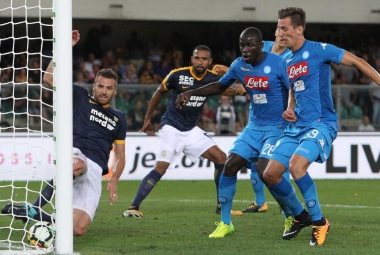 Napoli-Feyenoord, Sarri: