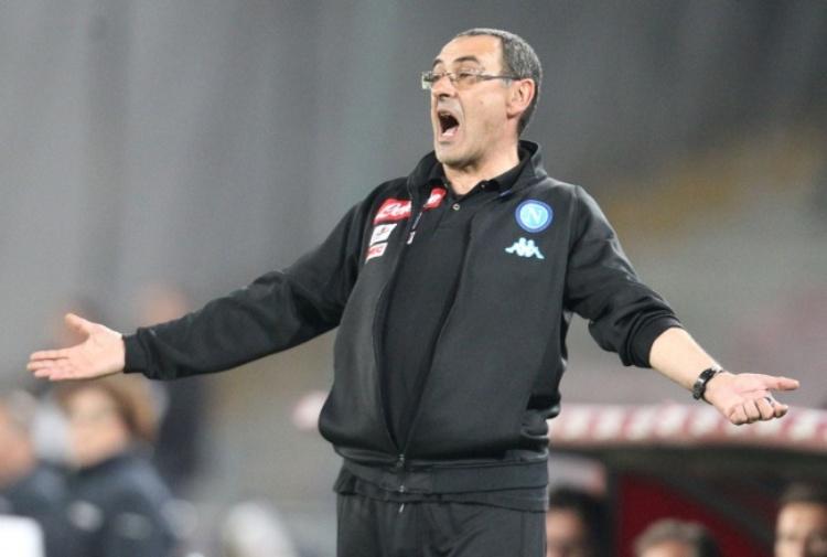 Champions, Napoli, Sarri: