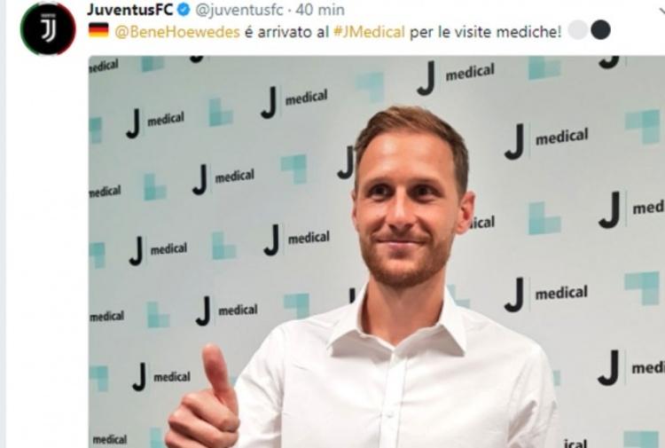 Juventus, lo Schalke 04 vuole curare Howedes: ecco il clamoroso motivo