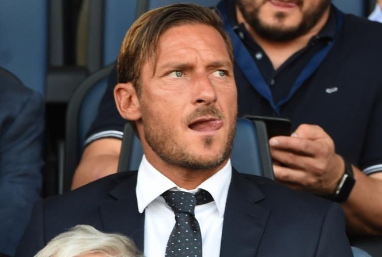 Totti torna in campo a Tbilisi, ed è subito magia