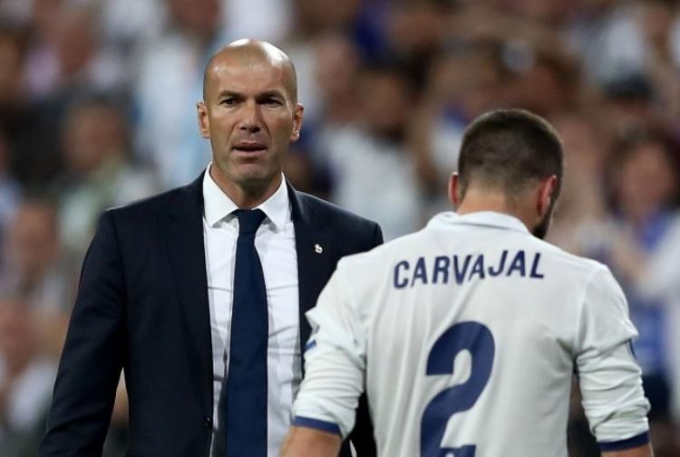 Real Madrid, problemi al cuore per Carvajal: il comunicato del club