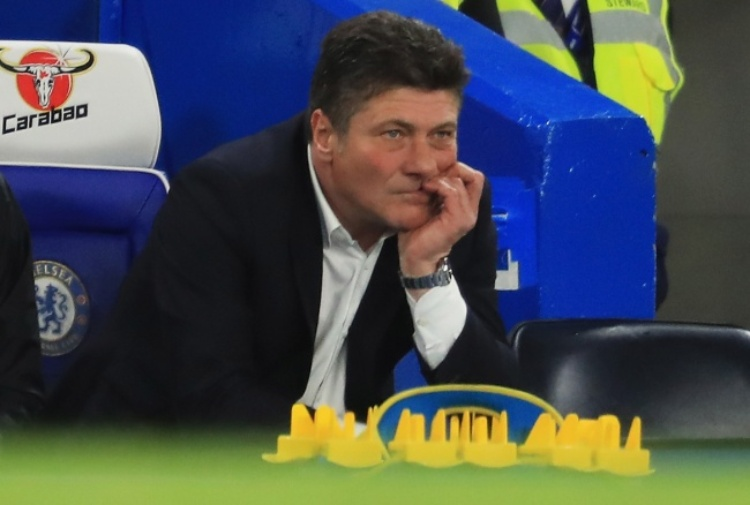 Everton, Mazzarri in pole position