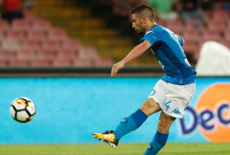 Mertens contro il Cagliari: così nacque il bomber azzurro
