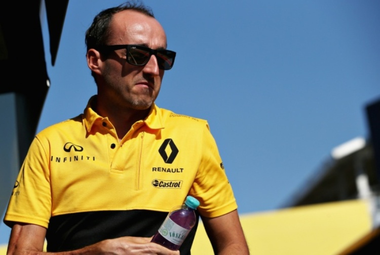Williams: Kubica a confronto con Di Resta nel test dell'Hungaroring