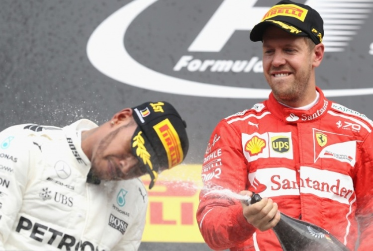 I bookmakers spingono Vettel