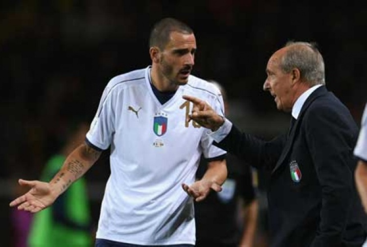 Italia, presentata la nuova maglia