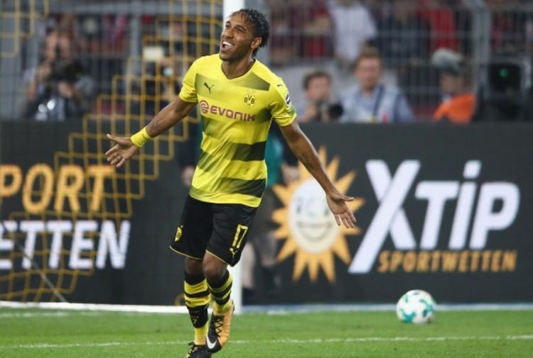 Borussia Dortmund, Aubameyang: