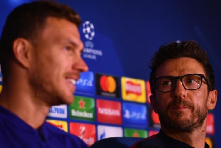 Chelsea-Roma, le formazioni ufficiali: Morata c'è, Gonalons e Gerson dal 1'