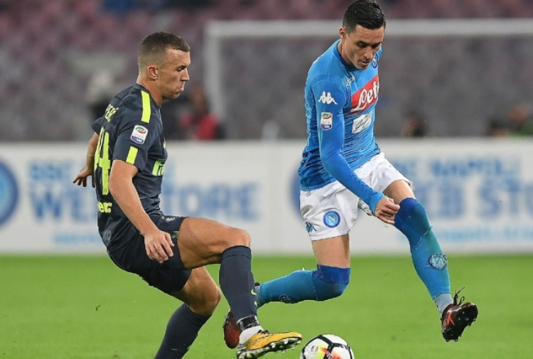 L'Inter ferma il Napoli al San Paolo, Handanovic decisivo