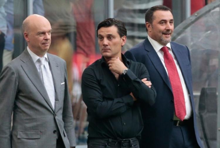 Milan, Fassone: 'Berlusconi? Non commento. Voci danno fastidio'