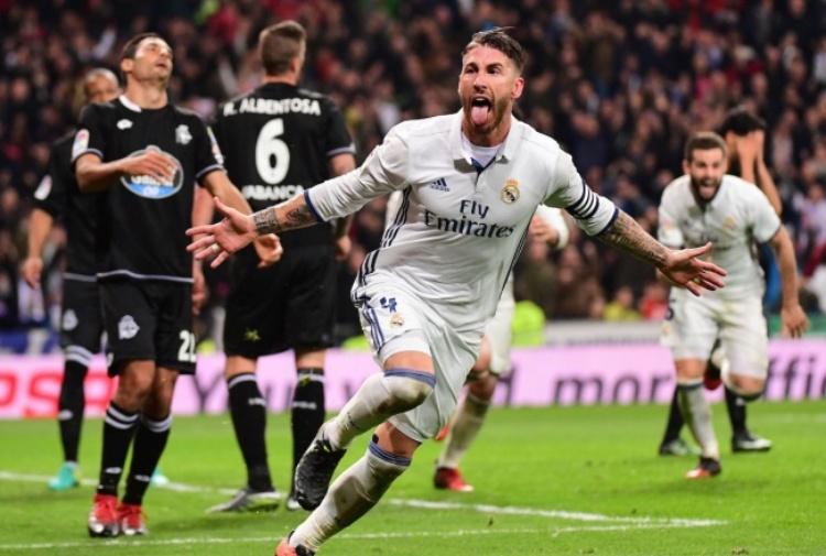 Sergio Ramos apre: