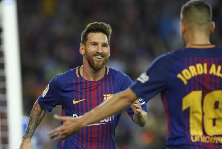 Barça, Messi dopo la Scarpa d'Oro: