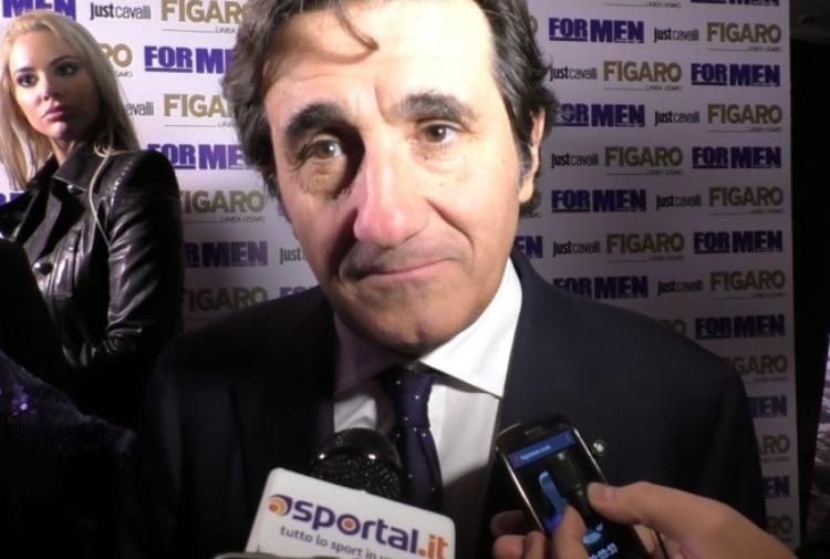 Milan-Torino 0-0, Belotti saluta il figlio di Bonucci a fine gara