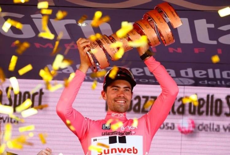 Ciclismo, il Giro d'Italia 2018 nasce a Milano