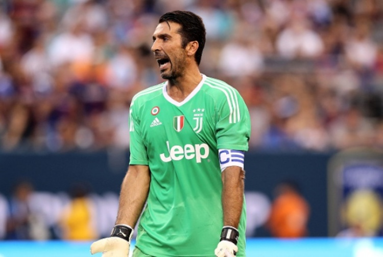 Napoli-Juventus, Buffon nel post partita: