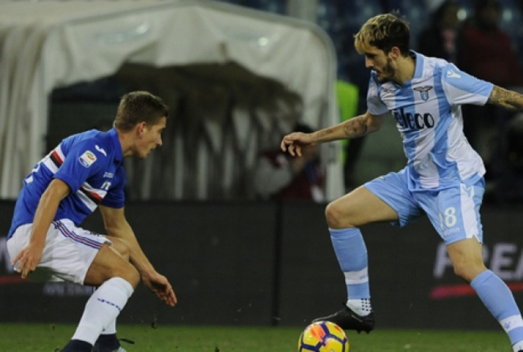Serie A, 15ª giornata: Sampdoria-Lazio 1-2, rimonta biancoceleste in 10'!