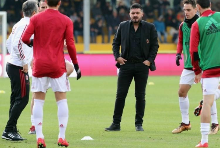 Milan, Gattuso: