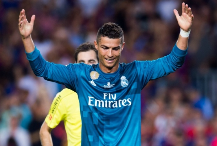 Real Madrid, altro record per CR7