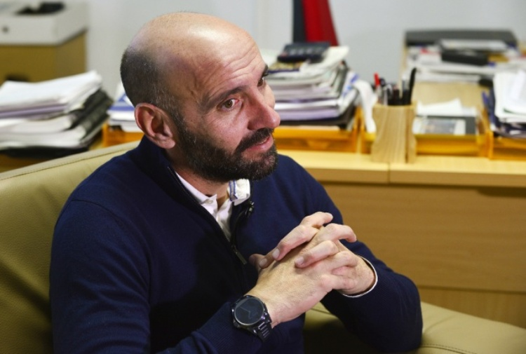 Monchi: 'Juve-Inter non ci interessa, il rinnovo di Florenzi…'