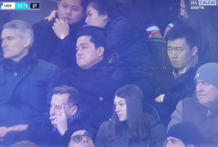 Da Thohir al tweet dell'Udinese: gli sfottò all'Inter dopo la sconfitta FOTO