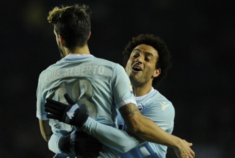 Posticipo Serie A, Atalanta-Lazio 3-3