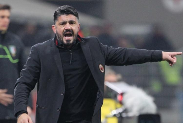 Milan umiliato, Gattuso a muso duro: ecco la 'punizione' di Natale