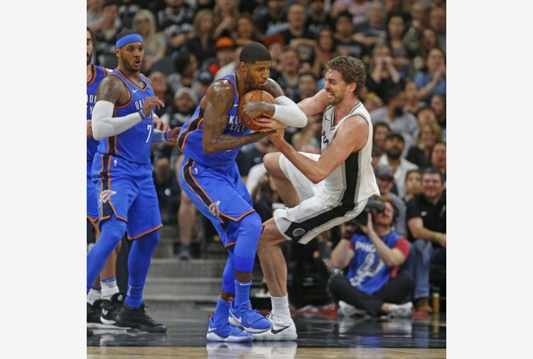 Vittorie per San Antonio e Los Angeles Clippers