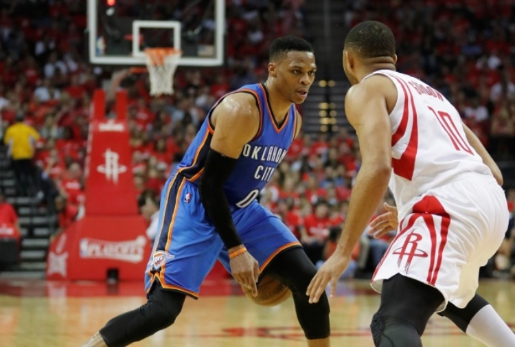 NBA, Westbrook spaziale