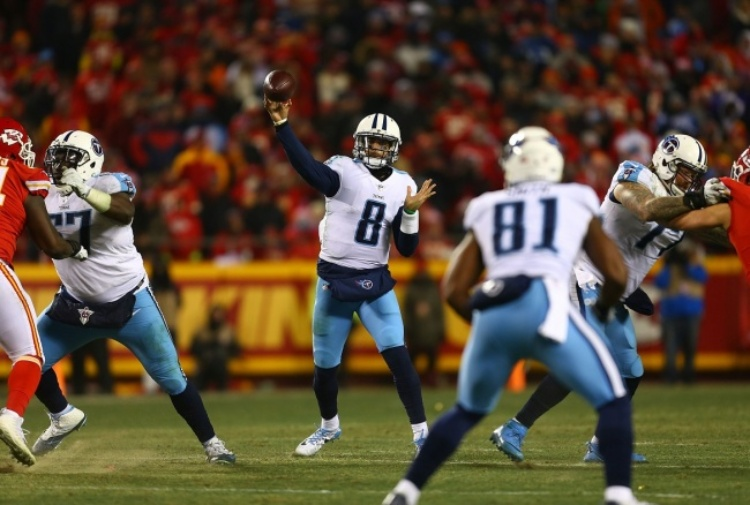 Play-off NFL, rimonta Titans