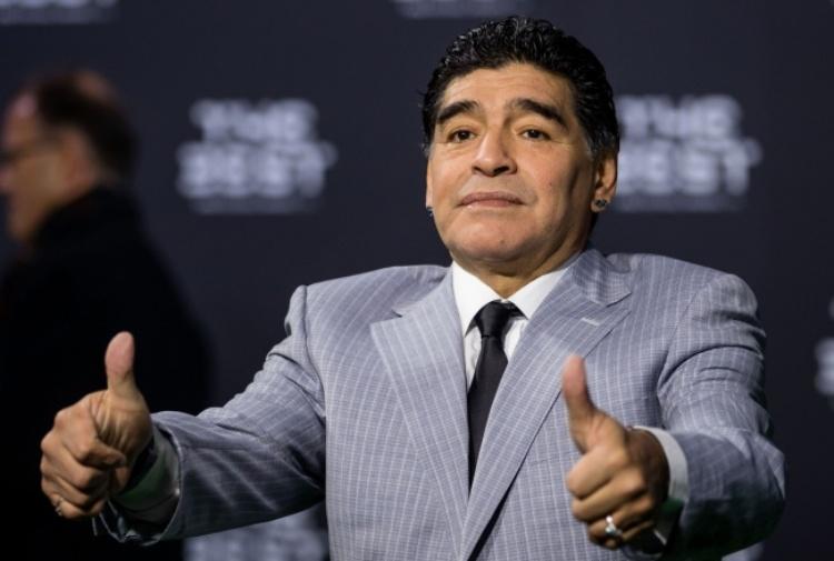 Maradona distrugge Montella: