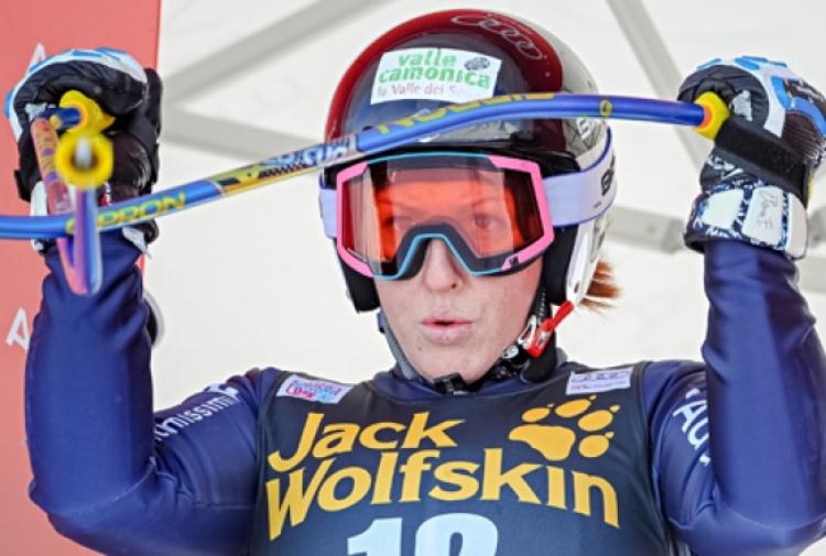 Sci alpino, gravi problemi di salute per Elena Fanchini. Niente Olimpiade