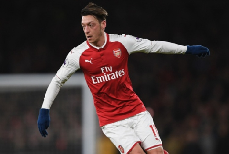 Ozil Juventus, clamorosa idea in casa bianconera
