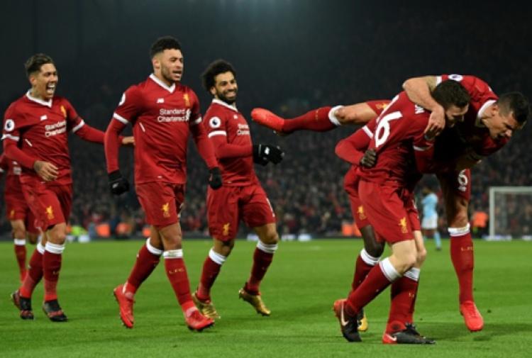 Salah da urlo il Liverpool stoppa Guardiola